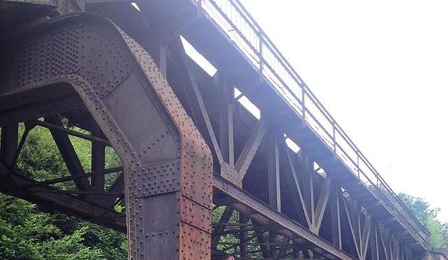 #Brücke