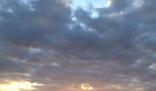 #Wolken in der #Flehe