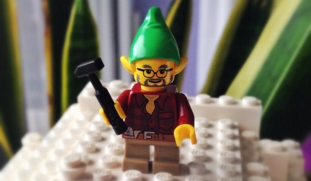 #Lego #Zwerg #dwarf