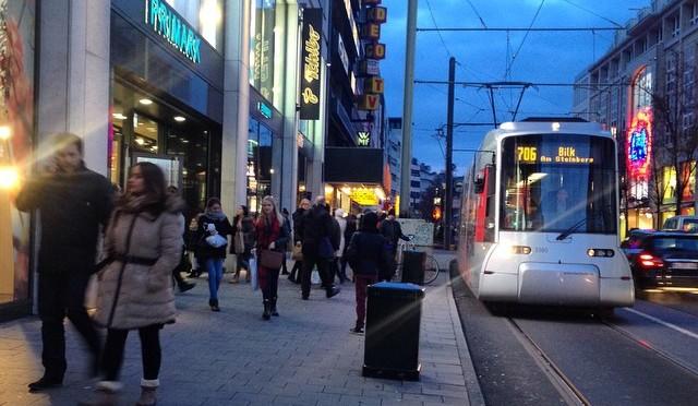 #Primark und #706 in #Düsseldorf