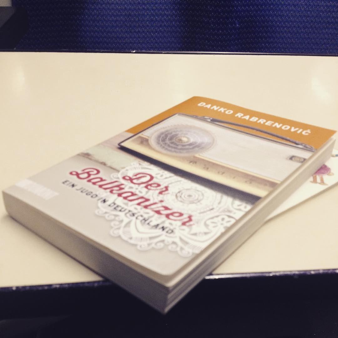 Was ich in der U-Bahn lese: Der #Balkanizer