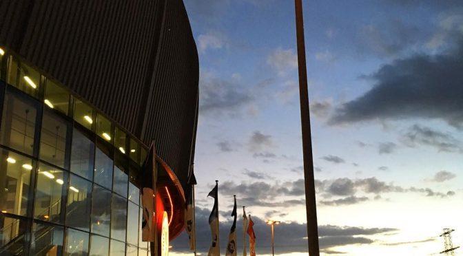 Bei der @duesseldorfereg_official am #Dome zu #Düsseldorf #Heimsieg